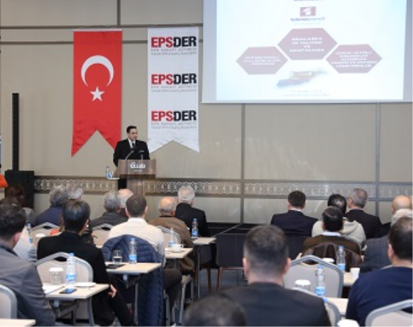 EPS Industry and Institution Meeting was held in Mersin with the Main Sponsorship of Teknopanel.