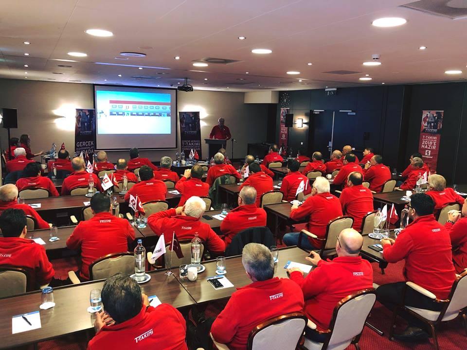 10th Teknopanel Dealers Meeting was held in Amsterdam.
