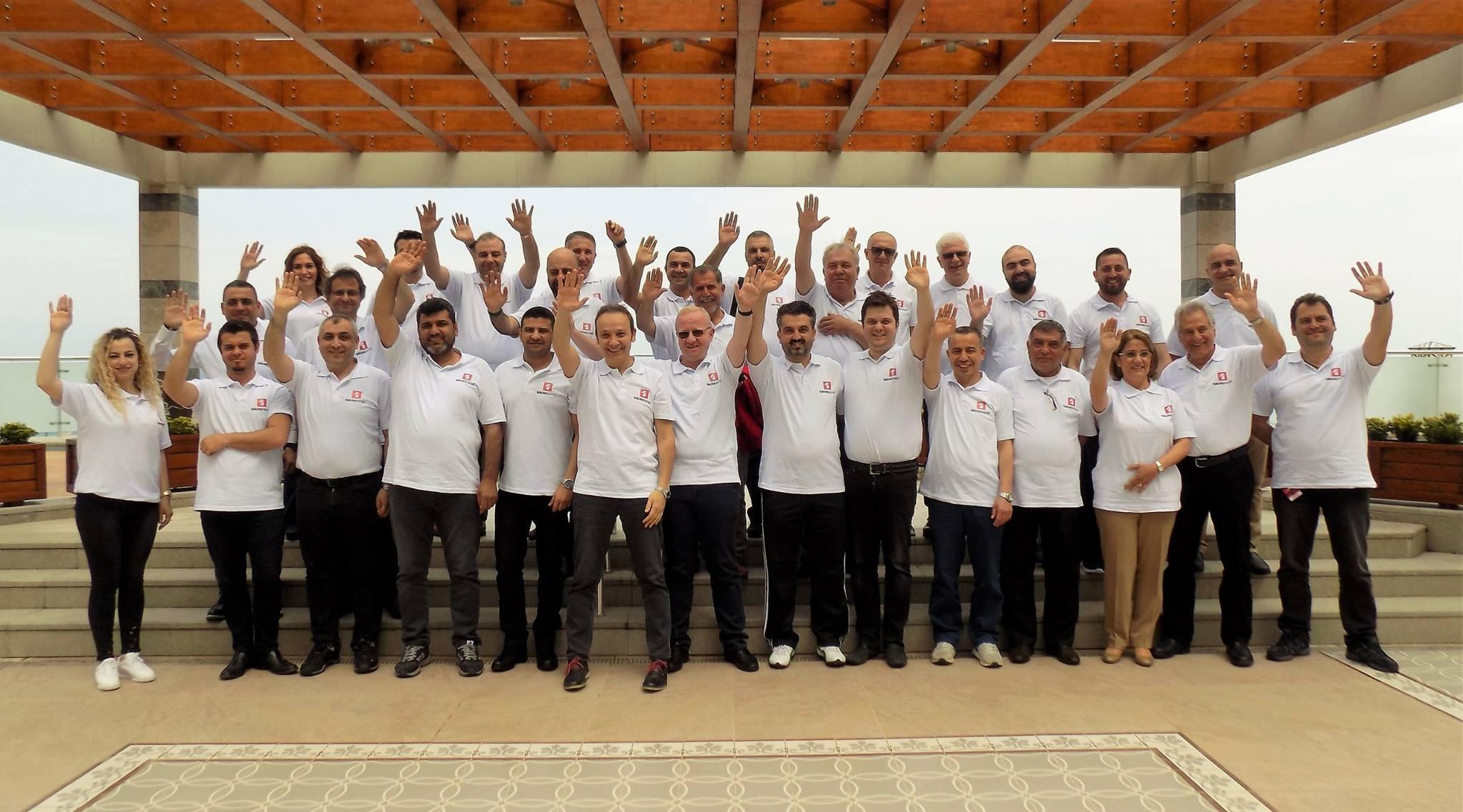 Teknosistem EPS Bayi Toplantısı Kıbrıs'ta gerçekleştirildi.