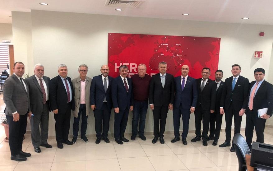 Great Interest to Teknopanel in Romania