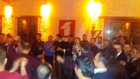 """Tarsus Şelale Yıldırım Otantik Restaurant'ta """"Yeni Yıl Yemek Organizasyonu"""" düzenledik"""