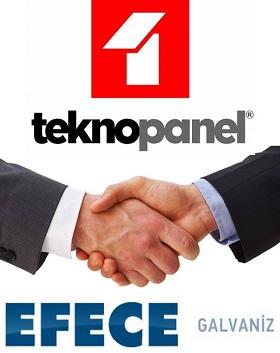 Teknopanel poursuit sa croissance dans la région égéenne.