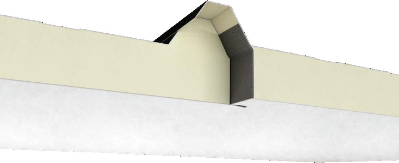 3 Hadveli CTP'li Çatı Paneli