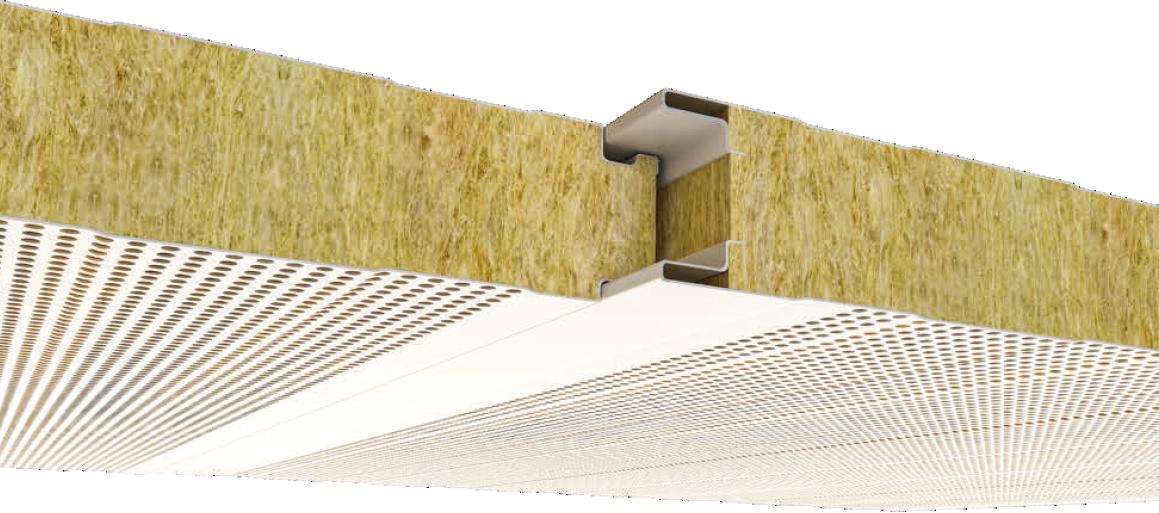 Standart Akustik Cephe Paneli