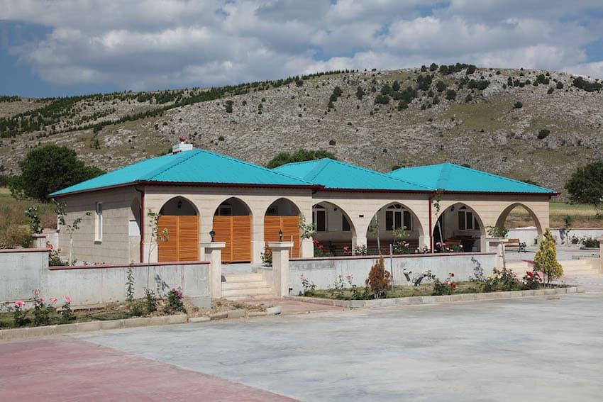 Süleyman Demirel Üniversitesi Camii