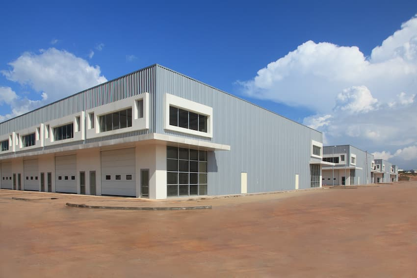 BESOB Sanayi Sitesi